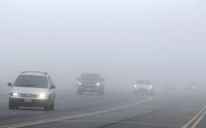 Atenție șoferi! Cod GALBEN de ceață și ghețuș la Cluj