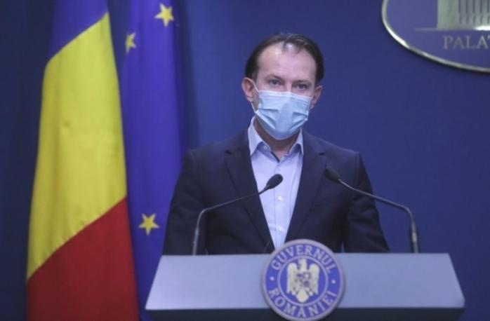 Florin Cîțu - prim-ministrul României
