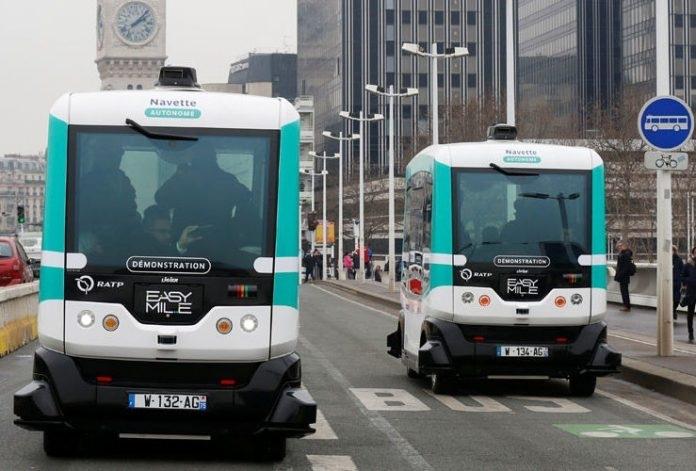 Premieră națională la Cluj-Napoca! Primul autobuz, fără șofer va circula în primăvara acestui an