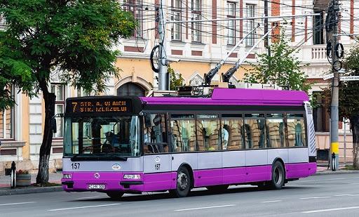 Traseele de autobuz, afectate de avaria din centru! Cum vor circula autobuzele?
