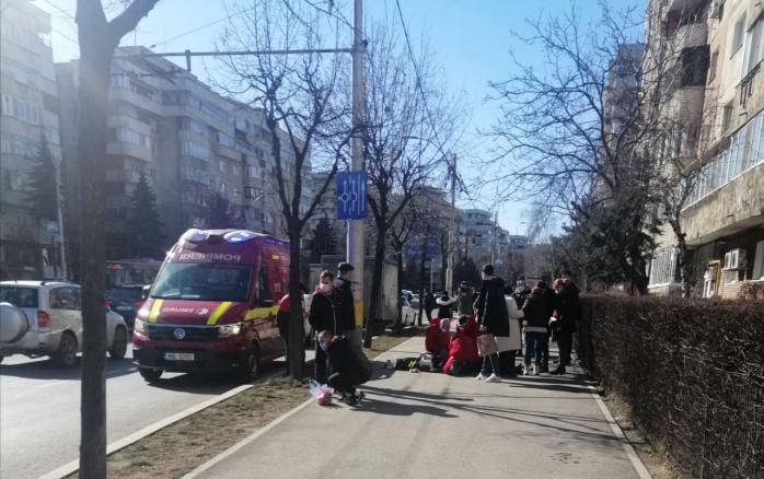 Clujeancă în stop cardio-respirator pe Calea Mănăștur
