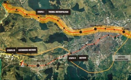 Se caută soluții pentru metrou