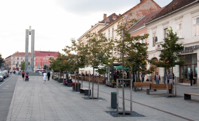 O hoață bătrână, dată în urmărire națională, a fost depistată pe străzile din Cluj-Napoca