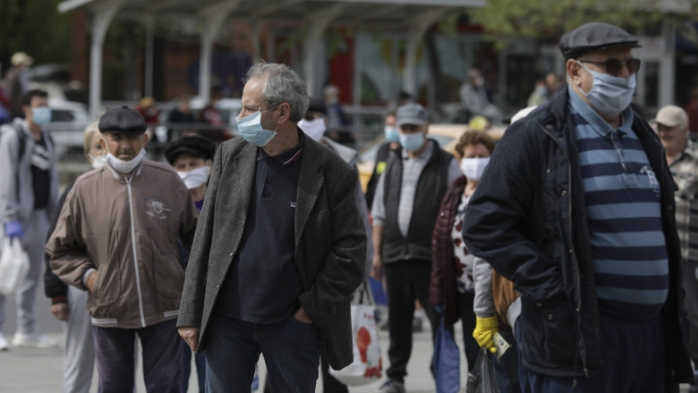 Rata de infectare pentru fiecare localitate din Cluj
