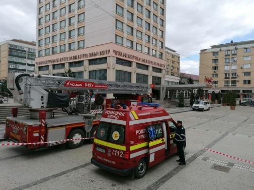 Sursă foto: ziaruldeiasi.ro - Amenințare cu bombă la un hotel din România
