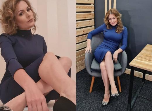 """Ancuța Cârcu, """"bomba sexy"""" din dosarul de proxenetism"""