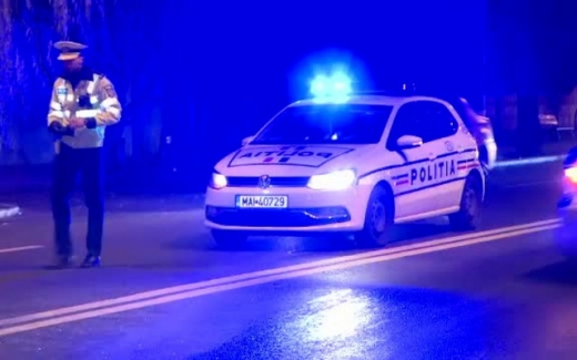 Accident în Florești