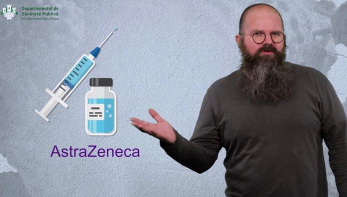 Vaccinul AstraZeneca are efecte adverse mai severe decât Pfizer și Moderna
