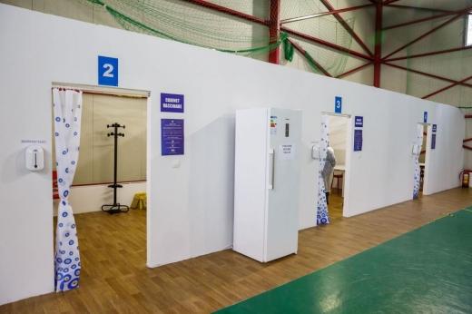 Se deschid 13 fluxuri pentru imunizarea cu AstaZeneca în Cluj