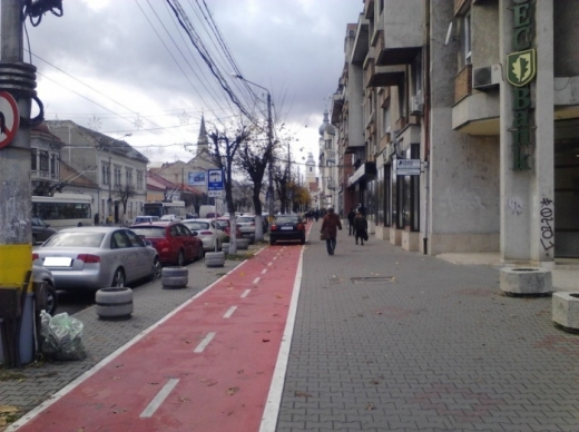 Clujenii vor infrastructură pentru biciclete