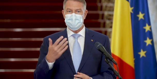 OFICIAL! Iohannis a anunțat NOI RESTRICȚII