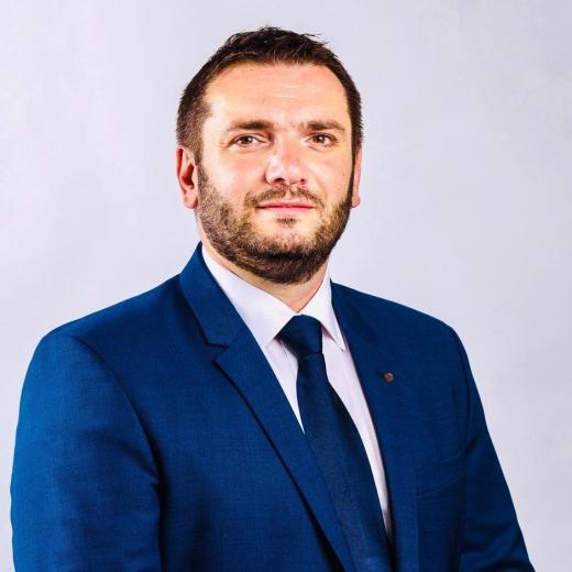 Sergiu Hossu, lider PLUS Cluj și consilier local
