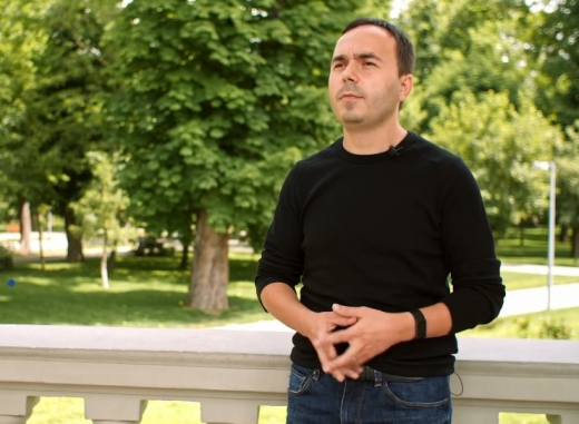 Ovidiu Cîmpean este director de dezvoltare în cadrul Primăriei Cluj-Napoca
