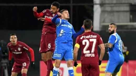CFR Cluj, victorie cu 4-0 în fața lui Poli Iași. Primul islandez din istoria Ligii 1 a debutat cu pasă de gol