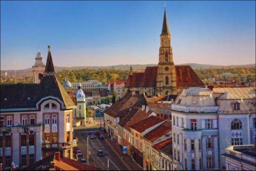 """Cluj-Napoca, """"salvat"""" de fondurile europene"""