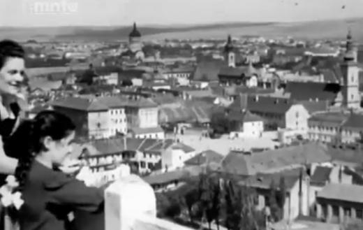 Sursă foto/VIDEO: Vechiul Cluj. Cum arăta Cluj-Napoca în 1942