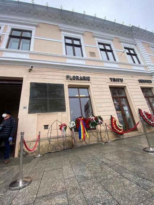 Ziua Maghiarilor de Pretutindeni, sărbătorită la Cluj în condiții de pandemie