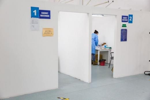 Noi fluxuri de vaccinare în Cluj-Napoca.