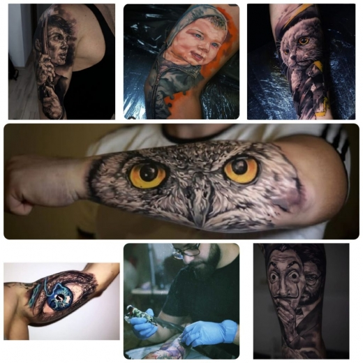 """De la simple tatuaje la capodopere de artă! Tatuator din Cluj: """"Răbdarea este cuvântul cheie"""". GALERIE FOTO"""