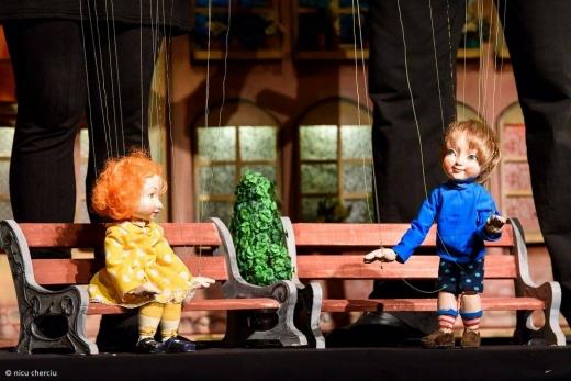 """Teatrul """"Puck"""", spectacole în deplasare. Se organizează reprezentații în două comunități din afara municipiului"""