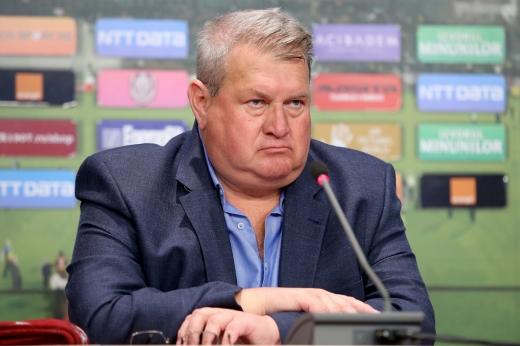 Iuliu Mureșan nu crede în șansele lui CFR Cluj la titlu