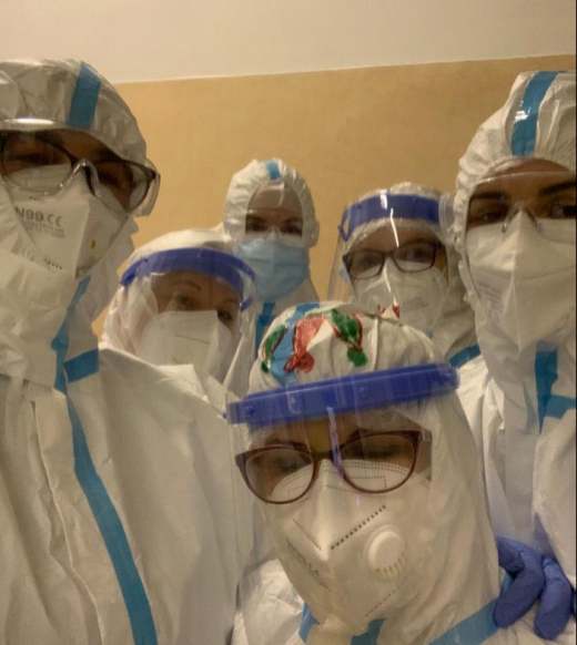 Medicii din linia I a Clujului au salvat o pacientă internată de peste o lună la ATI