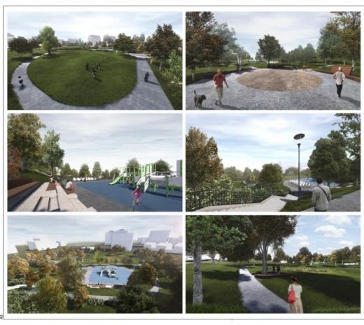Licitația pentru Parcul Zorilor va fi lansată în câteva zile.