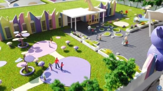 VIDEO. Cum arată creșele futuriste pe care Ministerul Dezvoltării vrea să le construiacă în marile orașe