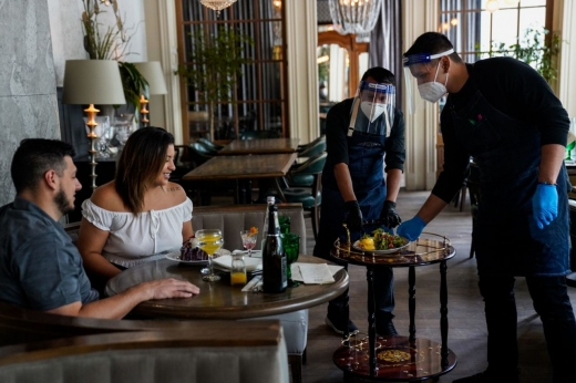 Se DESCHID restaurantele în trei comune din Cluj! Ce măsuri se vor aplica?
