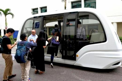 Primele autobuze autonome din Cluj-Napoca vor fi cumpărate anul acesta