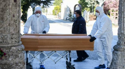 Situație ALARMANTĂ la Cluj! În ultima săptămână au murit 41 de oameni infectați cu COVID-19