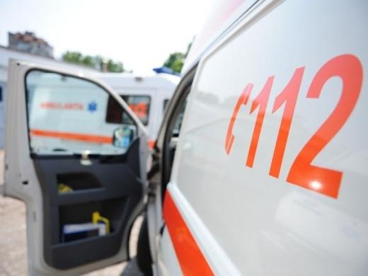 Pacienții COVID sunt intubați direct în ambulanțe, pentru că la secțiile de ATI din Cluj nu mai sunt locuri.