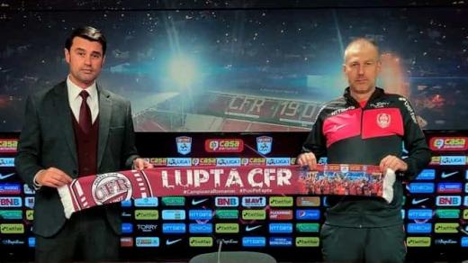 Contract nou pentru Edi Iordănescu! Antrenorul CFR-ului are cifre excelente de la venirea în Gruia