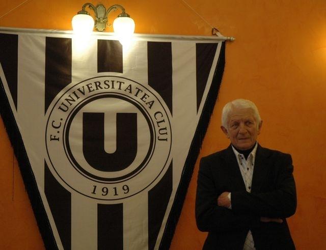 """A murit Remus Câmpean, legenda """"U"""" Cluj: """"A fost component al echipei ce a pus șapca pe cupă în 1965"""""""