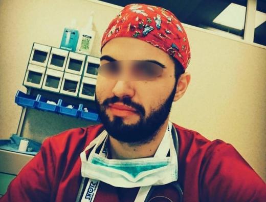 Un medic de 28 de ani s-a SINUCIS după ce a ieșit din tură. Era EPUIZAT după zilele și nopțile din secția COVID