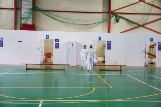 Un nou flux de vaccinare anti-COVID se deschide la Cluj-Napoca