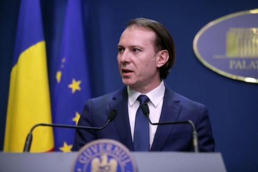Premierul Florin Cîțu declară că nu va mai exista lockdown