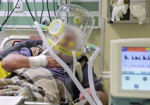 """VIDEO. Drama din spitalele COVID-19 prezentată în imagini. Arafat: """"Asta este realitatea din sistemul medical"""""""