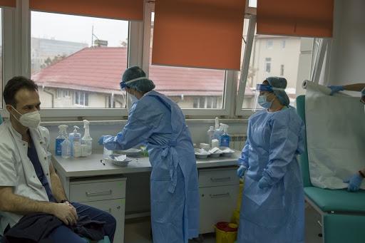 Clujul, în topul județelor care au vaccinat cel mai mult în etapa a 3-a