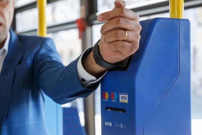 CTP Cluj, în top 10 companii de transport din Europa la numărul plăților digitale