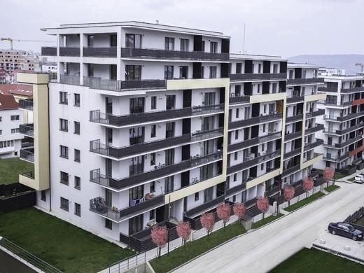Prețurile la apartamente au explodat din nou la Cluj. Un metru pătrat se apropie de 2.000 de euro