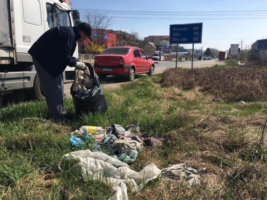 """Clujenii își pun mănușile și trec la treabă: """"Ne adunăm pentru un Baciu mai curat"""""""