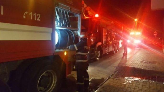 Incendiu la o casă din localitatea Mera, Cluj! De la ce au pornit flăcările