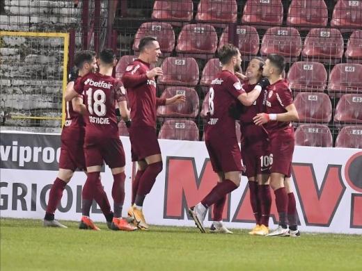 Program play-off Liga 1 sezonul 2020/2021. CFR Cluj debutează cu Academica Cliceni