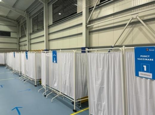 Se deschid 12 noi centre de vaccinare cu Pfizer BioNTech în Cluj