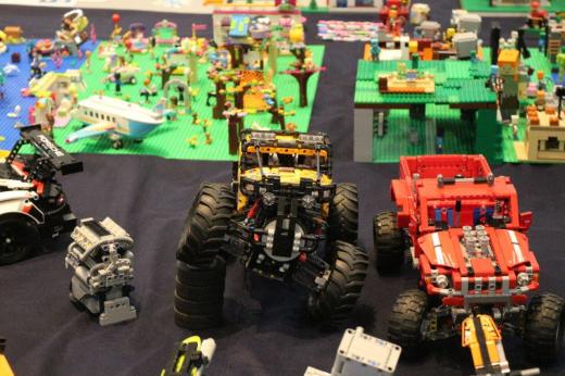 Expoziție inedită de LEGO în Cluj-Napoca! Accesul este gratuit