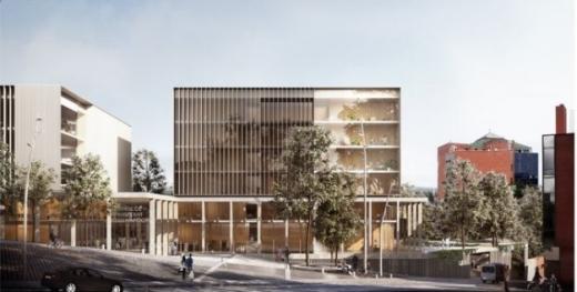 Cum va arăta viitorul Centru de Transplant din Cluj? Planul urbanistic zonal, în consultare publică