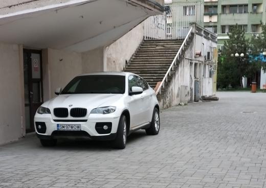 Mașină marca BMW, furată și dată în urmărire internațională. Ultima dată a fost văzută în Cluj. FOTO