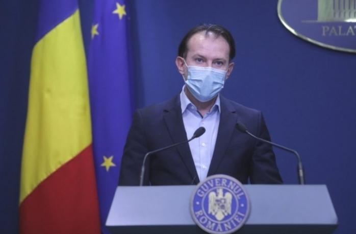 Premierul Florin Cîțu, desemnat ministru interimar al Sănătății.