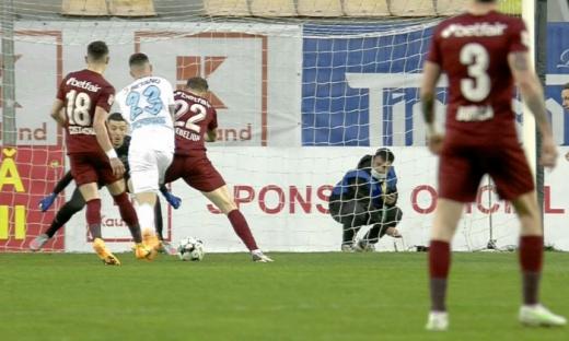 CFR Cluj a câștigat Supercupa României! Campionii României au învins rivala FCSB